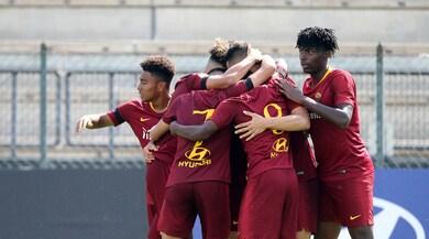 Youth League, Real Madrid-Roma 3-1: brutto inizio per la Primavera di De Rossi