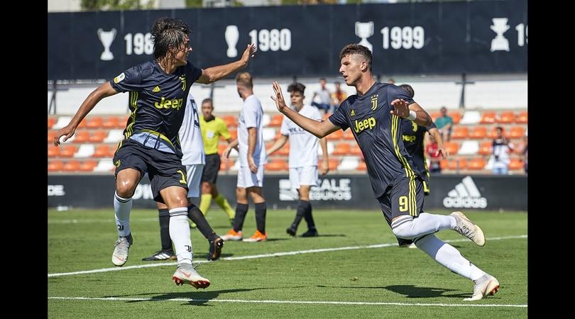 Youth League, Valencia-Juventus 0-1: bianconeri vincenti al debutto grazie a Petrelli