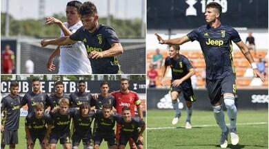 Youth League, Valencia-Juventus 0-1: decide Petrelli