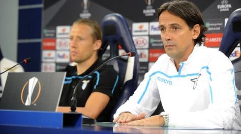 Lazio, Inzaghi: «Girone tosto, serve buon esordio. Rigiocherei la gara di Salisburgo»