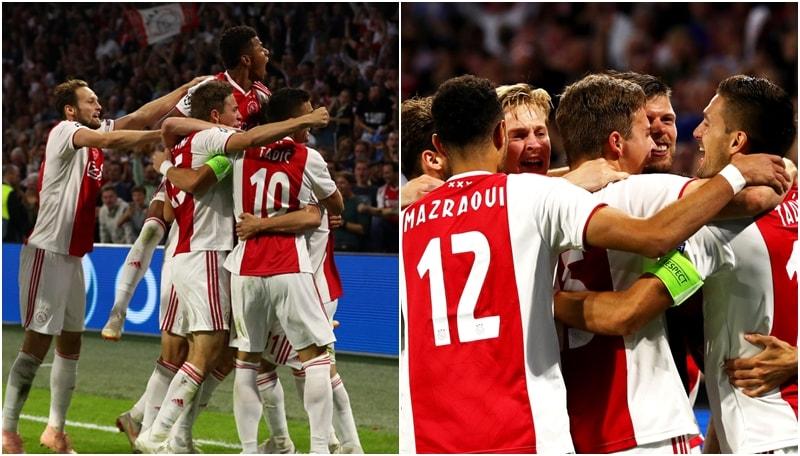 L'Ajax cala il tris: Aek Atene affondato