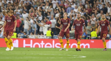 Real Madrid-Roma 3-0: decidono Isco, Bale e Mariano Diaz
