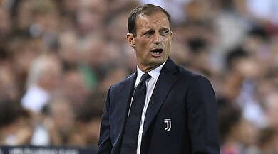Juventus, Allegri: «Rosso a Ronaldo? Sarebbe servito il Var»