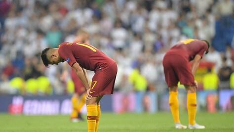 Champions, nulla è perduto per la Roma