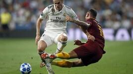 Real-Roma, le pagelle:Olsen c'è,Fazio e Kolarov sbandano