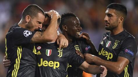 Champions, Juve: qualificazione agli ottavi scontata