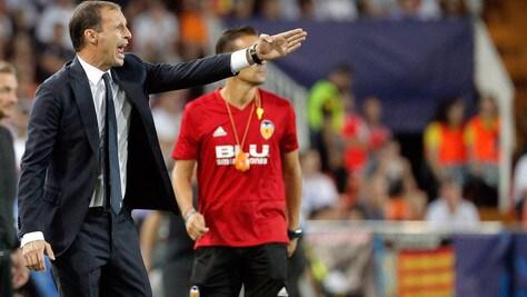 Champions League: la Juve va anche senza Ronaldo