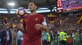Totti: «Spalletti è quello che ha spinto di più per il mio ritiro»