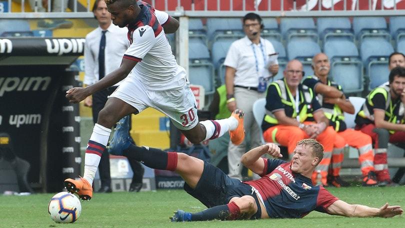 Serie A Bologna, Okonkwo in rampa di lancio
