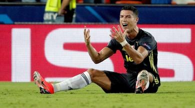 Mancato premio Uefa e serata di Valencia, Ronaldo si sente nel mirino