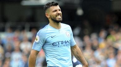 Manchester City, Aguero prolunga fino al 2021