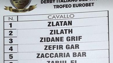 Derby: Zlatan con il numero 1