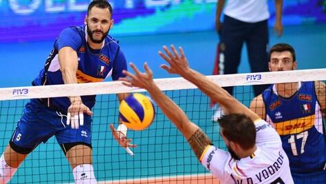 Mondiale Volley, l'Italia è ora favorita