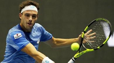 Tennis, San Pietroburgo: Cecchinato si arrende ad Agut