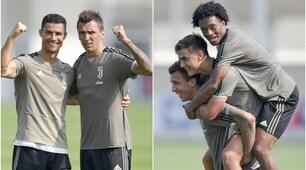 Mandzukic si prende la Juventus sulle spalle. E Dybala torna a sorridere