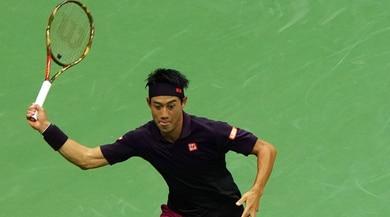Tennis, Metz: Nishikori in semifinale. Va fuori Gasquet
