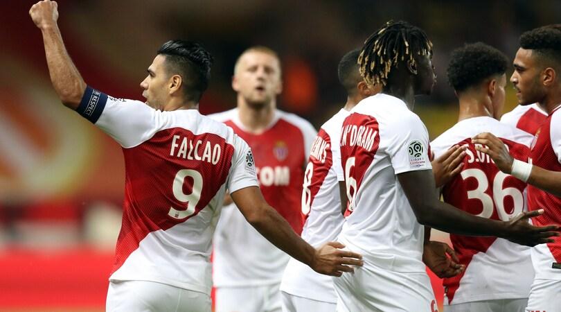 Ligue 1, il Monaco pareggia col Nimes