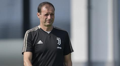 Juventus, Allegri: «Ronaldo valore aggiunto, ma non dipendiamo da lui»