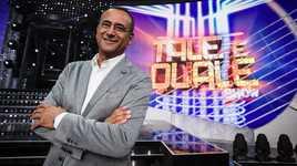 Carlo Conti vince ancora con Tale e Quale Show