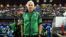 Serie A Atalanta, Gasperini: «Il Milan ha un ottimo livello tecnico»