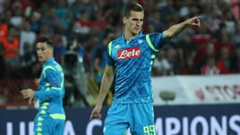 Serie A, Milik-Mertens: la rete paga 2,20