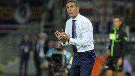 Serie A Frosinone, Longo: «Esonero? Penso solo a vincere contro il Genoa»