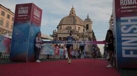 Podio azzurro al Miglio di Roma: Vince Zoghlami, quarto il favorito Lewandowski