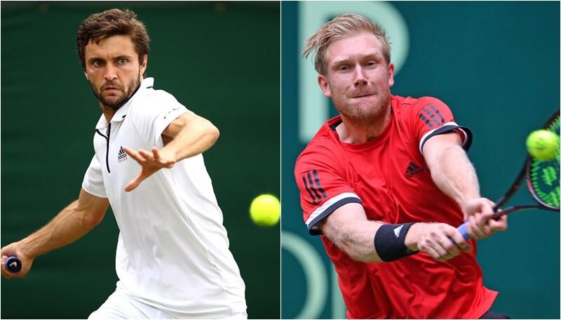 Tennis, Metz: Bachinger fa fuori Nishikori. Finale con Simon