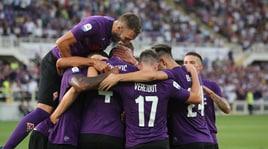 Fiorentina-Spal 3-0: Pjaca, Milenkovic e Chiesa