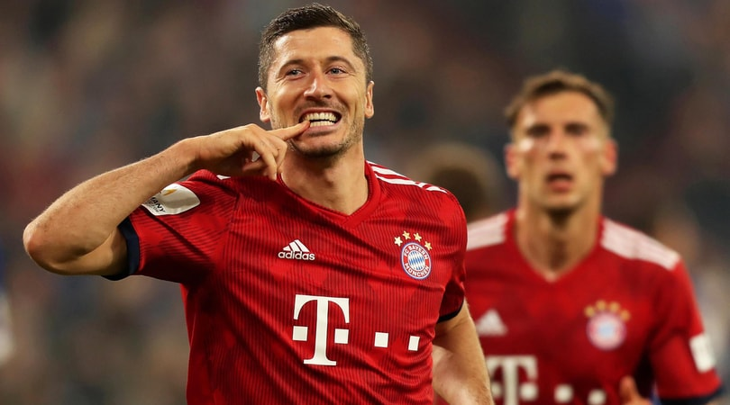 Bundesliga, il Bayern passa in casa dello Schalke