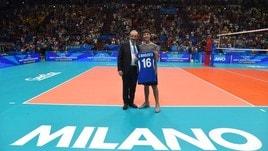 Volley: Mondiali 2018, momenti di commozione ricordando Bovolenta