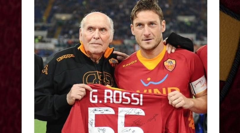Roma e la Roma piangono la morte di Giorgio Rossi, storico massaggiatore