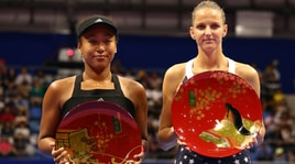 Osaka sconfitta in finale a Tokyo, trionfa Pliskova