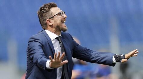 Serie A: crisi Roma, Di Francesco rischia la panchina