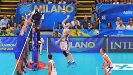 Volley: Mondiali 2018, in tre milioni hanno seguito Italia-Russia in Tv
