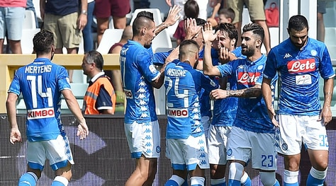 Serie A, Torino-Napoli 1-3: doppietta da leader per Insigne e gol di Verdi, Belotti a segno su rigore