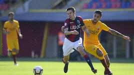Serie A Bologna, Calabresi perfetto nell'esordio contro il passato