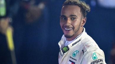 F1, Hamilton: «Il mio segreto è il feeling con la squadra»