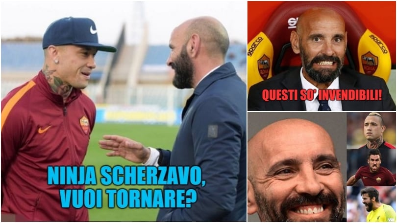 """Roma sparita: secondo il """"tribunale"""" dei social è Monchi il colpevole numero uno"""