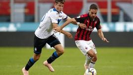 Serie A Milan-Atalanta 2-2, il tabellino