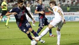 Serie B, a Clemenza risponde Claiton: Padova-Cremonese 1-1