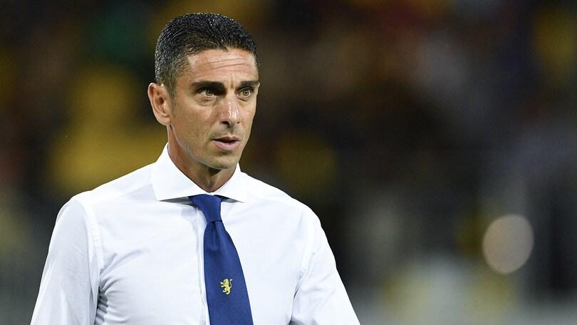 Serie A Frosinone, Longo: «Abbiamo tentato il colpo con la Juventus»