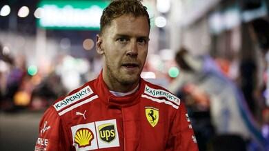 F1 Ferrari; Vettel: «Raikkonen è stato il miglior compagno di sempre»