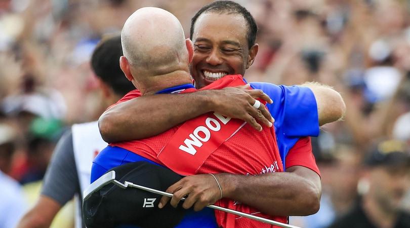 Golf, FedEx Cup 2018: Woods in testa al Tour Championship, Molinari 25°
