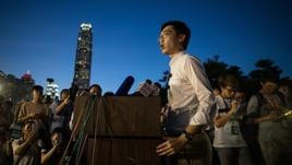 Hong Kong, bando a partito indipendenza
