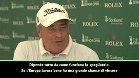"""Rocca: """"Con Molinari l'Europa può vincere"""""""