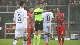 Serie B Brescia-Palermo, arbitra Piccinini. Foggia-Padova: Di Martino