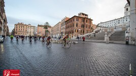 Granfondo Campagnolo Roma: National Bike to Work Day