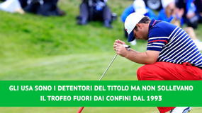 Ryder Cup, i 5 punti chiave