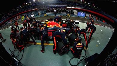 F1, la Red Bull a Sochi vuole tornare alla vecchia power unit